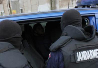 În 10 minute de la furt a fost prins de jandarmii din Câmpeni
