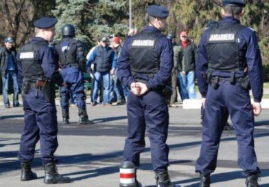 25 de jandarmi au fost înaintați în grad