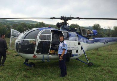 Traficul de pe DN1 a fost monitorizat din elicopter!!!