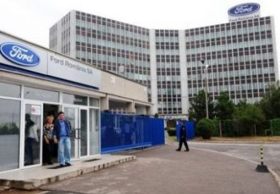 Ford va fabrica un nou model la Craiova. Investițiile se vor ridica la 130 de milioane de euro.