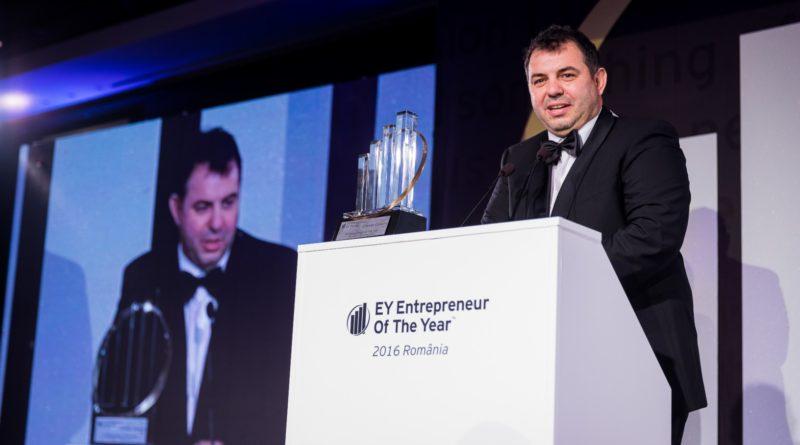 Cristian Covaciu, Directorul General IPEC, este Antreprenorul anului 2016 în România