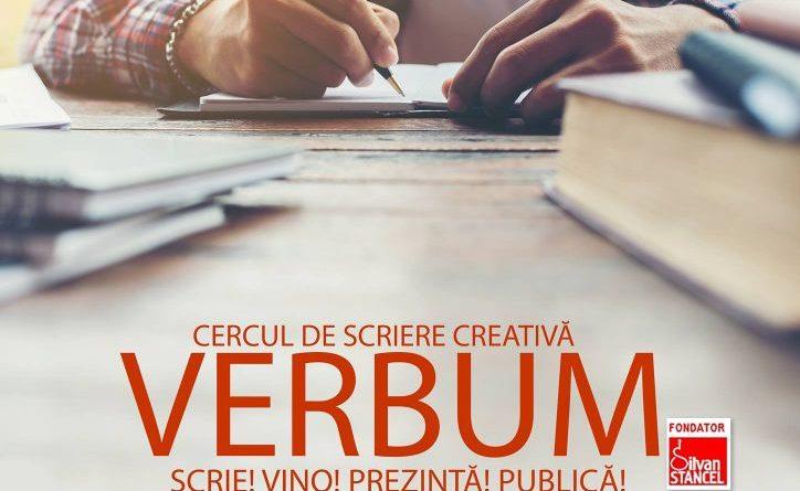 """Joi:o nouă întâlnire a cercului de scriere creativă Verbum la Biblioteca Judeţeană """"Lucian Blaga"""" Alba"""