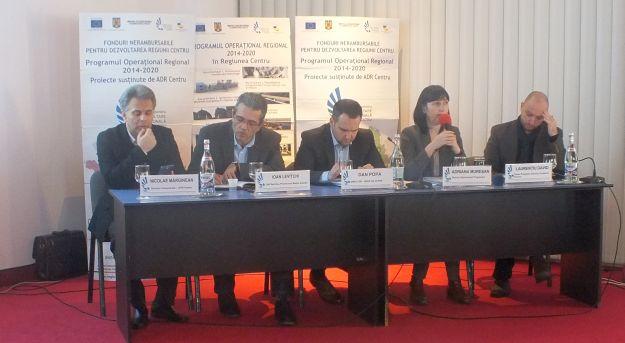 Lansare regională a apelului de proiecte adresat incubatoarelor de afaceri în cadrul POR 2014-2020