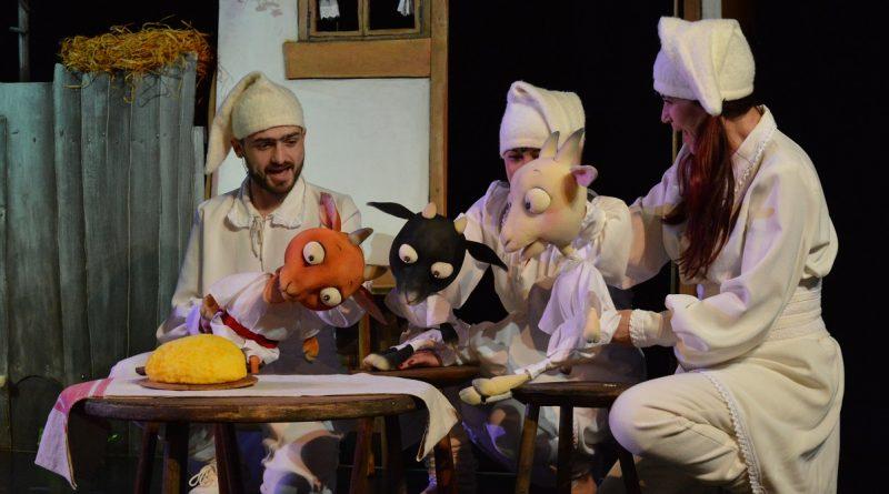"""Teatrul de Păpuși """"Prichindel"""" va participa la festivalurile de la Galați și Oradea"""