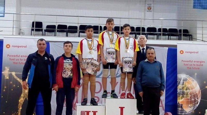 9 medalii de aur la Campionatul Național de Haltere pentru sportivii de la CS Unirea Alba Iulia
