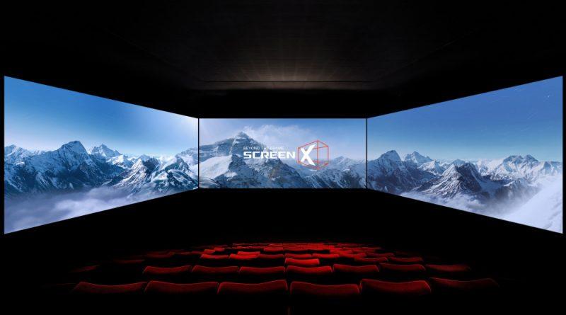 Cineworld deschide 100 de săli ScreenX în SUA şi Europa