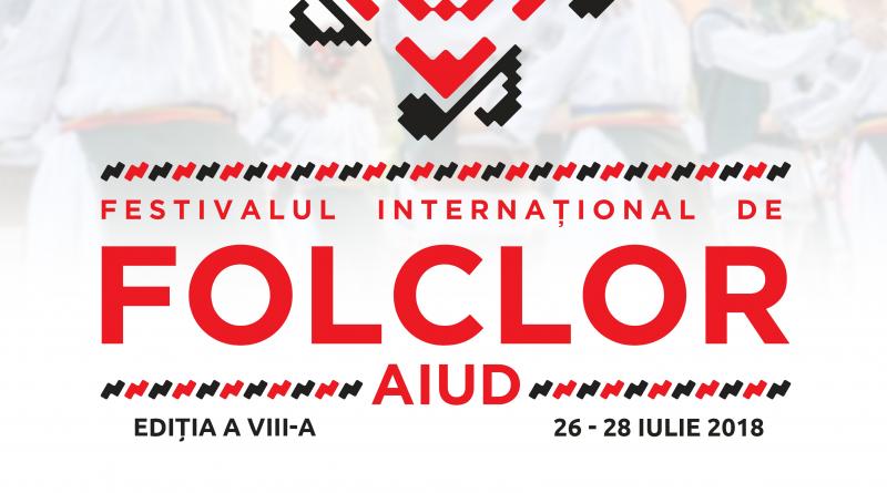Vineri începe cea de a VIII-a ediție a Festivalului Internațional de Folclor Aiud