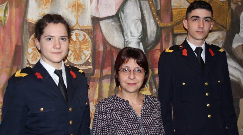 """Elevii militari au fost premiați la Concursul Naţional de Fizică, Astronomie şi Astrofizică ,,Marin Dacian Bica"""" Suceava"""