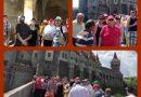 Persoanele cu dizabiltăți din două centre ale DGASPC au fost în excursie la Castelul Huniazilor