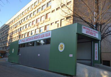 Peste 100 de pacienți s-au vindecat de COVID-19 la Spitalul Județean de Urgență Alba Iulia