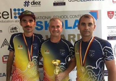 CS Unirea Alba Iulia – două locuri I, în prima zi a Campionatelor Sud-Est Europene de Orientare
