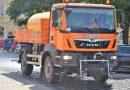 Blajul, printre primele orașe din România care stropește străzile cu odorizant