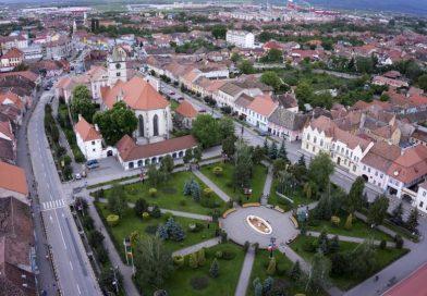 """ZILELE MUNICIPIULUI SEBEȘ: EXPOZIȚIA """"SEBEȘUL ÎN CULORI"""""""