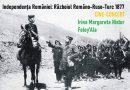Independența României – cine-concert cu Irina Margareta Nistor & Foley'Ala