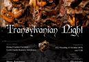 Transylvanian Night / Noaptea transilvană – Expoziția de artă Stefan Balog la Muzeul Castelul Corvinilor, Hunedoara