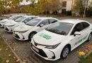 Florea Grup aduce în Alba primele taxiuri hibride