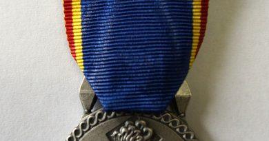 medalia aniversara