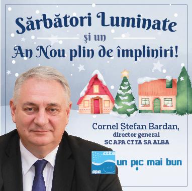 Apa Ctta Stefan Bardan Craciun 2019