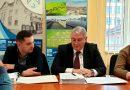 S-a semnat contractul de extindere și reabilitare a rețelelor de apă și canalizare pentru Abrud, Baia de Arieș și Arieșeni