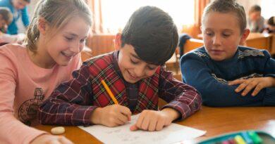 copii scoala elevi rural mediu