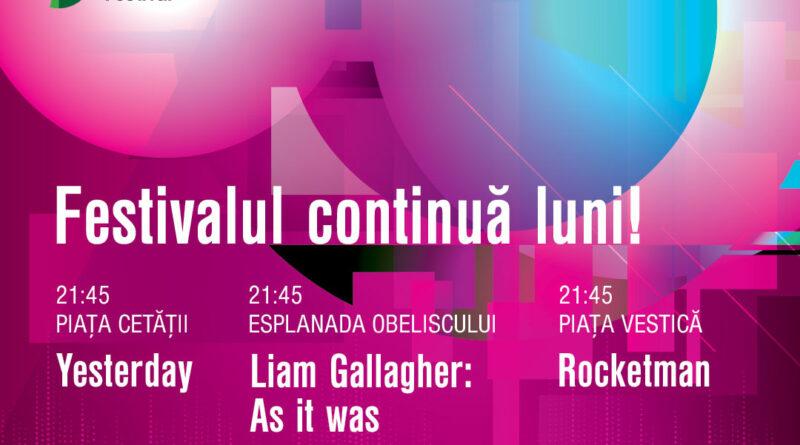 Alba Iulia Music and Film Festival se prelungește până luni 6 iulie