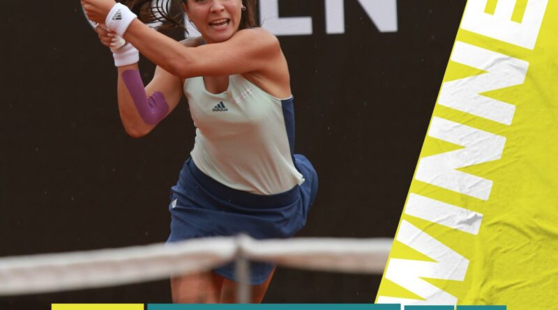 Jaquelin Cristian, în semifinala la Winners Open Cluj-Napoca