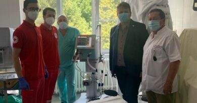 sebes donatie spital