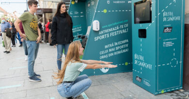 sports festival cluj