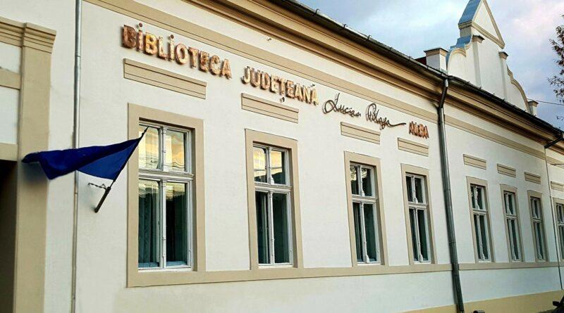 """Noi cărți, ziare și reviste la Biblioteca Județeană """"Lucian Blaga"""" Alba"""