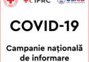 Campanie națională de informare COVID19. 23 500 de elevi și 188 000 de adulți beneficiază de campanii de informare