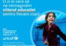 Copiii și adolescenții reprezintă 1 din 9 cazuri de COVID-19 raportate. Studiu UNICEF