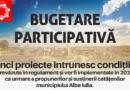 S-a încheiat programul de bugetare participativă