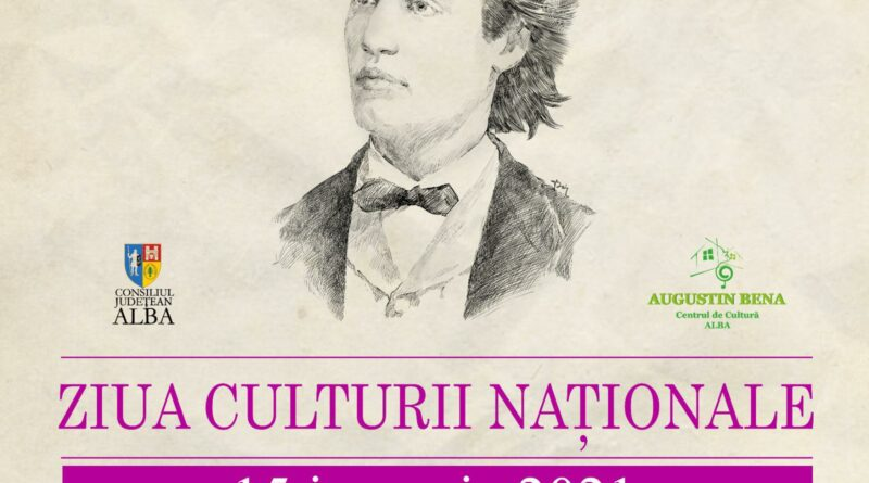 Centru de Cultură Augustin Bena Alba: Concerte, recitaluri și expoziții, organizate pentru a marca Ziua Culturii Naționale