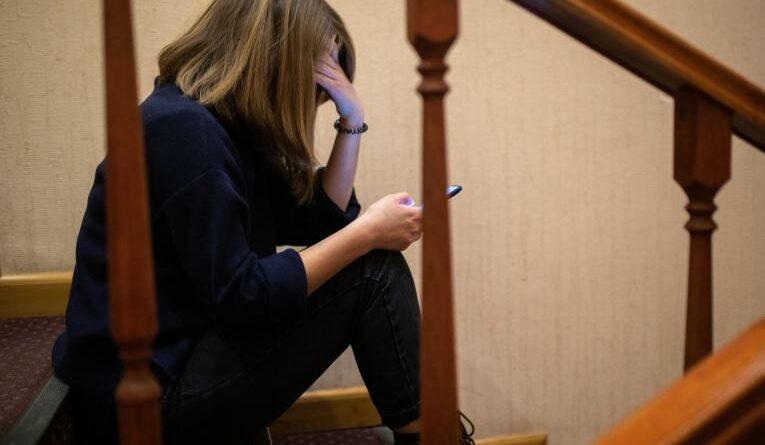 tineri telefon anxietate