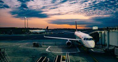 avion aeroport