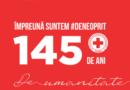 Societatea Națională de Cruce Roșie din România a împlinit 145 de ani de istorie și activitate umanitară